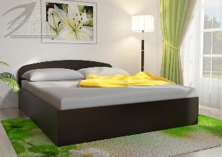 Кровать ЛДСП 1600 мм С подъемным механизмом
