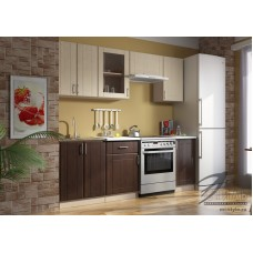 Кухонный гарнитур «Дарья-3» (Комплект 4)