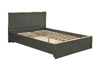 Кровать 1400 с ортопедическим основанием «Прованс»