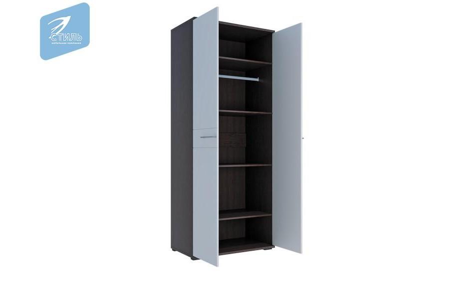 Шкаф двухстворчатый ЛДСП «Луиза»