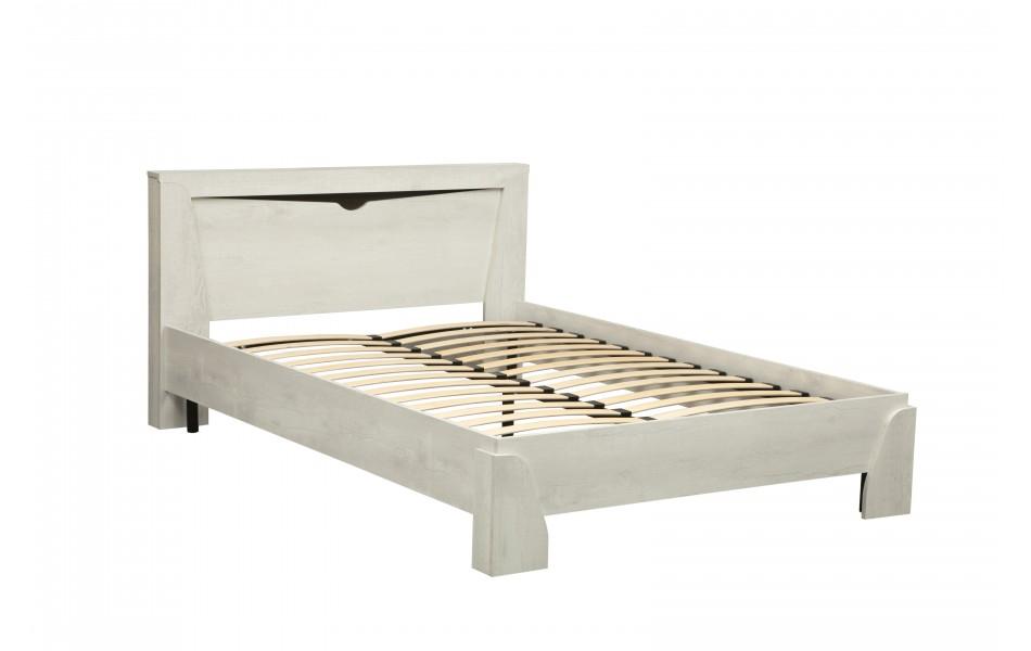 Кровать с ортопедическим основание (1400) «Лючия»