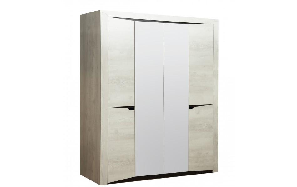 Шкаф четырехдверный «Лючия»