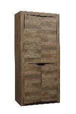 Шкаф двухдверный «Лючия»