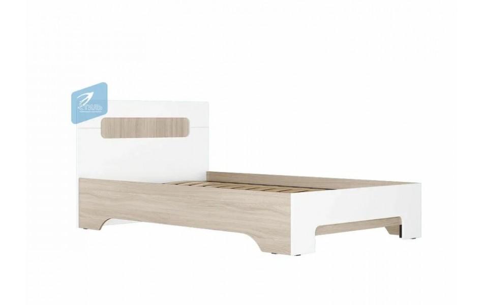 Кровать 1,2 «Палермо 3» с ортопедическим основанием