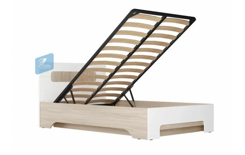 Кровать 1,2 «Палермо 3» с подъемным механизмом